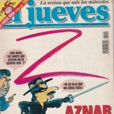 Coleccionismo de Revista El Jueves: REVISTA EL JUEVES. NÚMERO 1112 DEL 16AL 22 SEPTIEMBRE 1998 . Lote 93967715