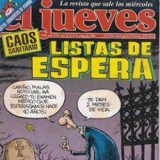 Coleccionismo de Revista El Jueves: REVISTA EL JUEVES. NÚMERO 1204 DEL 21 AL 27 JUNIO 2000 . Lote 93967930