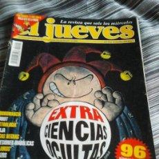 Coleccionismo de Revista El Jueves: EL JUEVES EXTRA CIENCIAS OCULTAS 1998. Lote 94069815