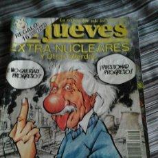Coleccionismo de Revista El Jueves: EL JUEVES EXTRA NUCLEARES Y OTRAS MIERDAS 1990. Lote 94070430