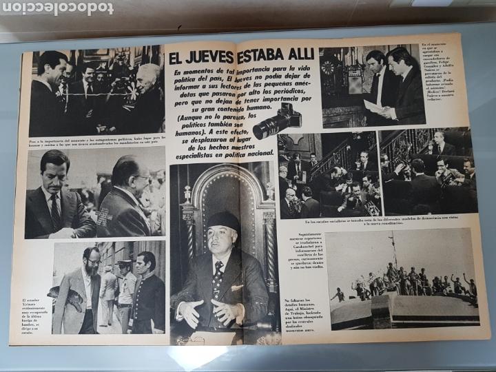 Coleccionismo de Revista El Jueves: EL JUEVES N° 10 1977 MUY DIFICIL - Foto 3 - 96936998