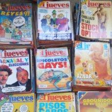 Coleccionismo de Revista El Jueves: REVISTAS EL JUEVES. Lote 97591495