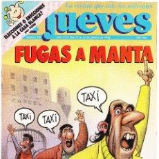 Coleccionismo de Revista El Jueves: EL JUEVES - Nº 768 - 12 AL 18 FEBRERO 1992. Lote 98622583