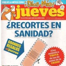Coleccionismo de Revista El Jueves: EL JUEVES. Nº 1793. 11 OCTUBRE 2011. (B/60). Lote 98751255
