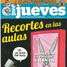 Coleccionismo de Revista El Jueves: EL JUEVES. Nº 1791. 27 SEPTIEMBRE 2011. (B/60). Lote 98751331