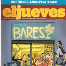 Coleccionismo de Revista El Jueves: EL JUEVES. Nº 1729. 20 JULIO 2010. (B/60). Lote 98751767