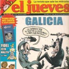 Coleccionismo de Revista El Jueves: EL JUEVES. Nº 1526. 29 AGOSTO 2006. (B/60). Lote 98756659