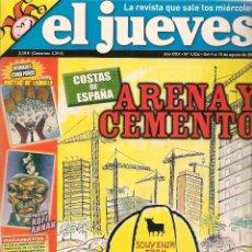Coleccionismo de Revista El Jueves: EL JUEVES. Nº 1524. 15 AGOSTO 2006. (B/60). Lote 98757547