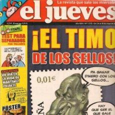 Coleccionismo de Revista El Jueves: EL JUEVES. Nº 1513. 30 MAYO 2006. (B/60). Lote 98758039