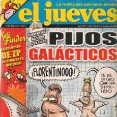 Coleccionismo de Revista El Jueves: EL JUEVES. Nº 1502. 14 MARZO 2006. (B/60). Lote 98758659