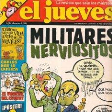 Coleccionismo de Revista El Jueves: EL JUEVES. Nº 1497. 7 FEBRERO 2006. (B/60). Lote 98758959