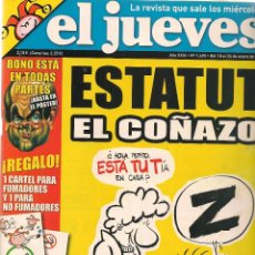 Coleccionismo de Revista El Jueves: EL JUEVES. Nº 1495. 24 ENERO 2006. (B/60). Lote 98759115