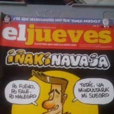 Coleccionismo de Revista El Jueves: REVISTA EL JUEVES - NUMERO 1802 - DICIEMBRE 2011. Lote 99448899
