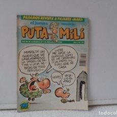 Coleccionismo de Revista El Jueves: EL JUEVES PRESENTA PUTA MILI Nº 22. Lote 102385295