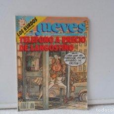 Coleccionismo de Revista El Jueves: EL JUEVES TELEFONO A PRECIO DE LANGOSTINO N 726. Lote 102385423