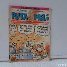 Coleccionismo de Revista El Jueves: EL JUEVES PRESENTA PUTA MILI Nº 8. Lote 102385999