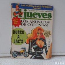Coleccionismo de Revista El Jueves: EL JUEVES LOS ANUNCIOS DE COLONIAS Nº 969. Lote 102386459