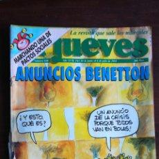 Coleccionismo de Revista El Jueves: REVISTA EL JUEVES 840 - 1993 - 1528. Lote 103845320