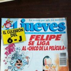 Coleccionismo de Revista El Jueves: REVISTA EL JUEVES 833 - 1993 - 1529. Lote 103845388