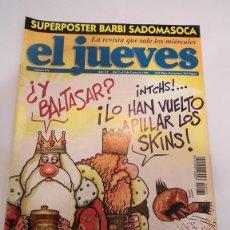Coleccionismo de Revista El Jueves: REVISTA EL JUEVES NUMERO 971. Lote 105165514