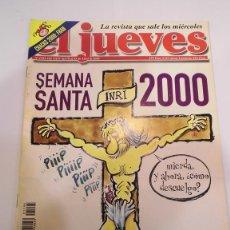 Coleccionismo de Revista El Jueves: REVISTA EL JUEVES NUMERO 1195. Lote 105166235