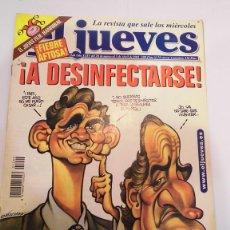 Coleccionismo de Revista El Jueves: REVISTA EL JUEVES NUMERO 1244. Lote 105166259