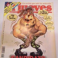 Coleccionismo de Revista El Jueves: REVISTA EL JUEVES NUMERO 976. Lote 105166644