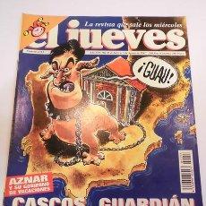 Coleccionismo de Revista El Jueves: REVISTA EL JUEVES NUMERO 1053. Lote 105166660