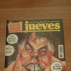 Coleccionismo de Revista El Jueves: REVISTA EL JUEVES Nº 980- DEL 6 AL 12 DE MARZO DE 1996 . Lote 105320139