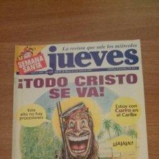 Coleccionismo de Revista El Jueves: REVISTA EL JUEVES Nº 1035-- DEL 26 DE MARZO AL 1 ABRIL DE 1997-. Lote 105320247