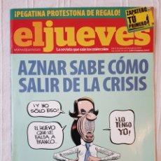 Coleccionismo de Revista El Jueves: REVISTA EL JUEVES N. 1670 N.2009. Lote 106637918