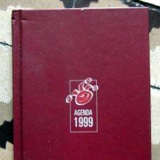 Coleccionismo de Revista El Jueves: DOS AGENDAS DE EL JUEVES AÑOS 1997 Y 1999. Lote 108669603