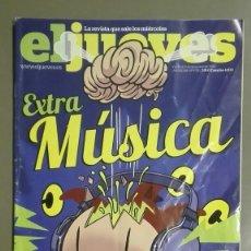 Coleccionismo de Revista El Jueves: ELJUEVES. EL JUEVES. NÚM. 1751. EXTRA MÚSICA. 92 PÁG. 15 A 21 DE DICIEMBRE 2010. BUEN ESTADO!!. Lote 227703995
