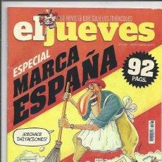 Coleccionismo de Revista El Jueves: EL JUEVES N° 2107 ESPECIAL - AÑO 2017 - SEGUNDA MANO. Lote 109530971