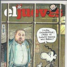 Coleccionismo de Revista El Jueves: EL JUEVES N° 2111 -AÑO 2017 - SEGUNDA MANO. Lote 109531447
