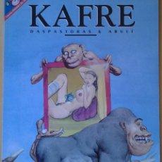 Coleccionismo de Revista El Jueves: PENDONES DEL HUMOR 122, KAFRE, DASPASTORAS & ABULÍ, AÑO 1995. Lote 109539627