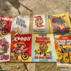 Coleccionismo de Revista El Jueves: LOTE DIVERSO EL JUEVES, LA CODORNIZ, PAPUS ETC... Lote 110035090
