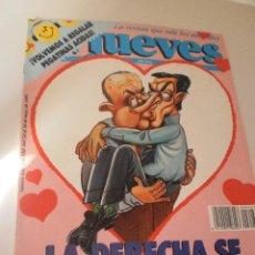 Coleccionismo de Revista El Jueves: EL JUEVES Nº 626 DEL 24 AL 30 DE MAYO DE 1989. Lote 111136487