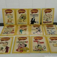 Coleccionismo de Revista El Jueves: COLECCIÓN CLÁSICOS EL JUEVES. Lote 111599019