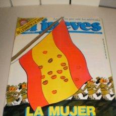Coleccionismo de Revista El Jueves: EL JUEVES 567. DEL 6 AL 12 DE ABRIL DE 1988 (EN ESTADO NORMAL). Lote 113213571