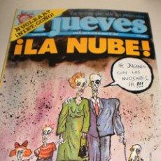 Coleccionismo de Revista El Jueves: EL JUEVES 468. DEL 14 AL 20 DE MAYO DE 1986 (EN ESTADO NORMAL). Lote 113213939