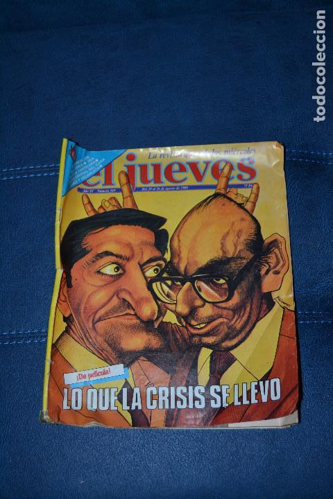 EL JUEVES Nº 169 (Coleccionismo - Revistas y Periódicos Modernos (a partir de 1.940) - Revista El Jueves)