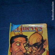 Coleccionismo de Revista El Jueves: EL JUEVES Nº 169. Lote 103542143