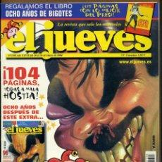Coleccionismo de Revista El Jueves: REVISTA - EL JUEVES Nº 1398 AÑO 2004 EXTRA. Lote 114714475