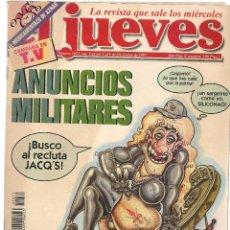Coleccionismo de Revista El Jueves: EL JUEVES. Nº 1071. . 9 DICIEMBRE 1997. (P/B71). Lote 114891911