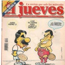 Coleccionismo de Revista El Jueves: EL JUEVES. Nº 1070. . 2 DICIEMBRE 1997. (P/B71). Lote 114891935