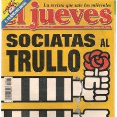 Coleccionismo de Revista El Jueves: EL JUEVES. Nº 1067. . 11 NOVIEMBRE 1997. (P/B71). Lote 114891971