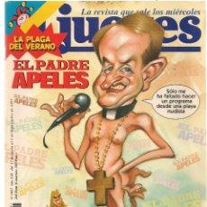 Coleccionismo de Revista El Jueves: EL JUEVES. Nº 1057. . 2 SEPTIEMBRE 1997. (P/B71). Lote 114892067