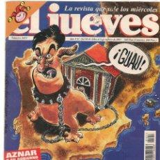 Coleccionismo de Revista El Jueves: EL JUEVES. Nº 1053. . 5 AGOSTO 1997. (P/B71). Lote 114892099