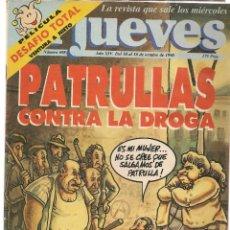 Coleccionismo de Revista El Jueves: EL JUEVES. Nº 698. . 16 OCTUBRE 1990. (P/B71). Lote 114892251